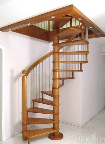 Лестницы на второй этаж винтовые фото своими руками